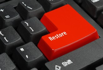 Restore key