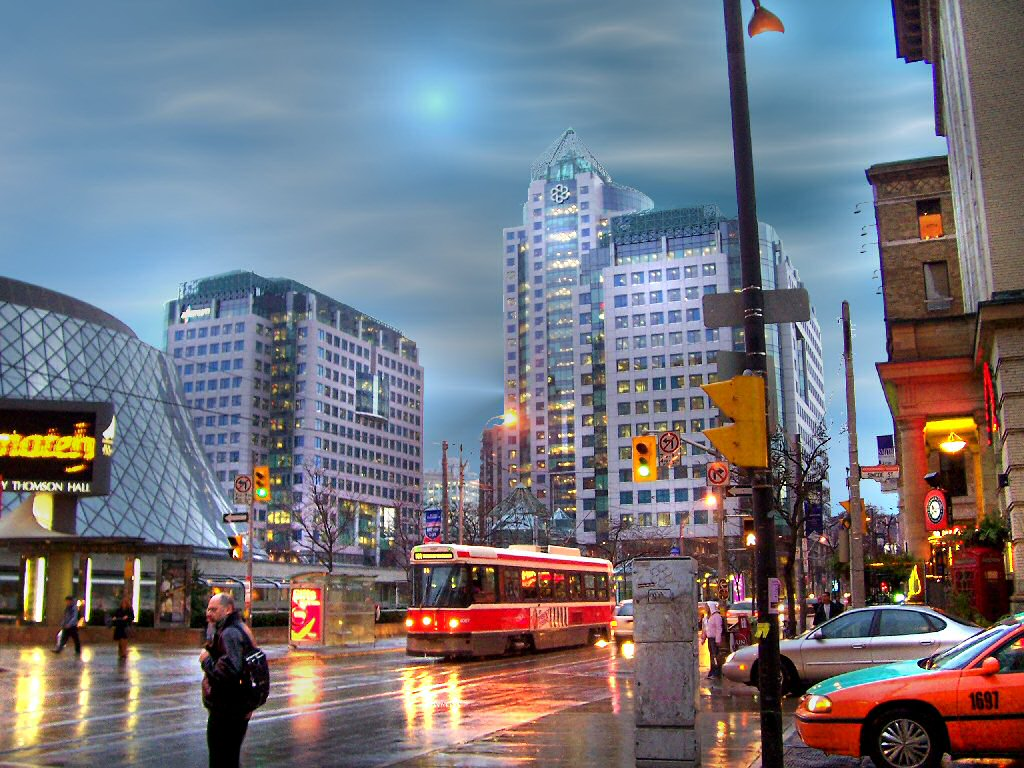 Ontario Canada Downtown Canada's Be...